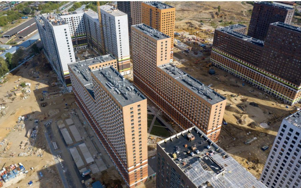 Продажа однокомнатной квартиры Москва, метро Братиславская, цена 8150000 рублей, 2021 год объявление №516318 на megabaz.ru