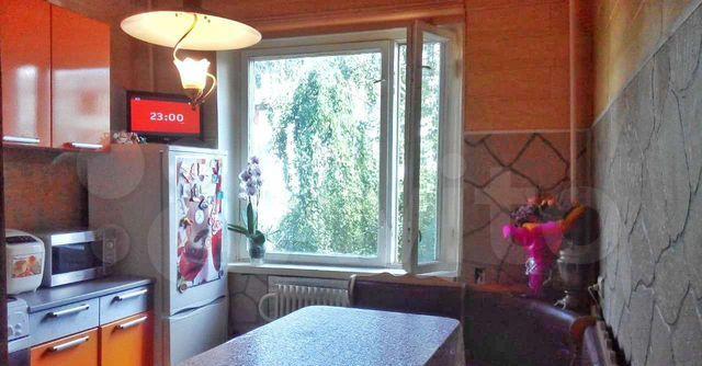 Продажа трёхкомнатной квартиры село Атепцево, Речная улица 8, цена 4800000 рублей, 2021 год объявление №579180 на megabaz.ru