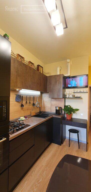 Продажа однокомнатной квартиры поселок Мещерино, метро Домодедовская, цена 4300000 рублей, 2021 год объявление №535832 на megabaz.ru