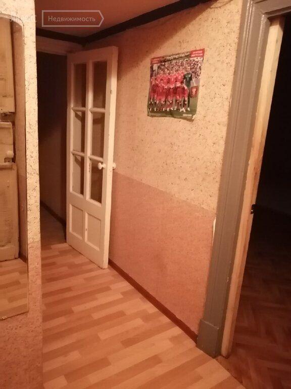 Продажа однокомнатной квартиры Москва, метро Рижская, улица Верземнека 5, цена 10500000 рублей, 2021 год объявление №538160 на megabaz.ru