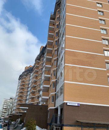 Продажа двухкомнатной квартиры рабочий посёлок Нахабино, Институтская улица 13А, цена 7400000 рублей, 2021 год объявление №534223 на megabaz.ru