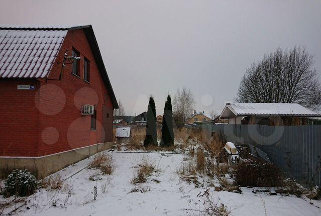 Продажа дома село Вельяминово, Полевая улица 20, цена 4800000 рублей, 2021 год объявление №549551 на megabaz.ru