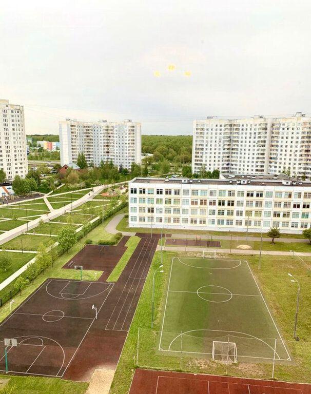 Продажа трёхкомнатной квартиры Москва, метро Бульвар адмирала Ушакова, аллея Витте 4к1, цена 15500000 рублей, 2021 год объявление №534243 на megabaz.ru