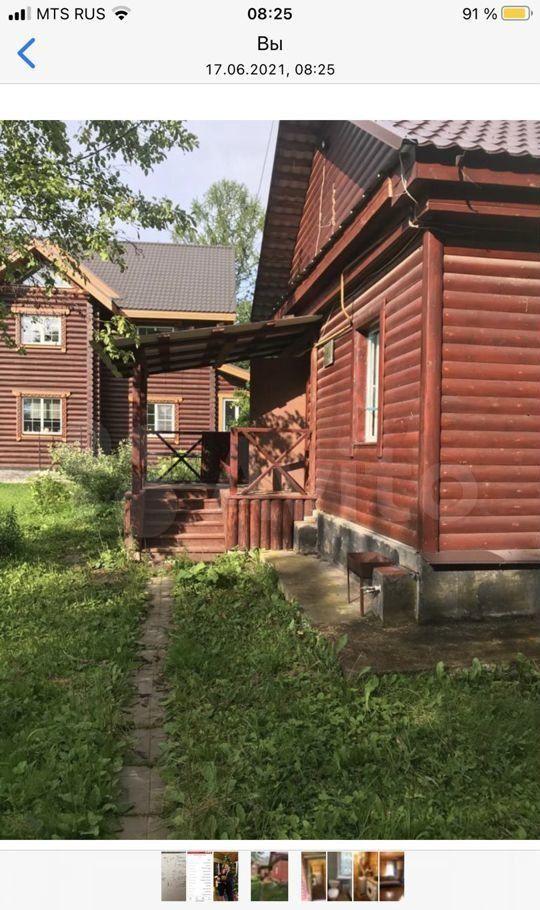 Аренда дома Звенигород, улица Герцена 1А, цена 15000 рублей, 2021 год объявление №1406883 на megabaz.ru