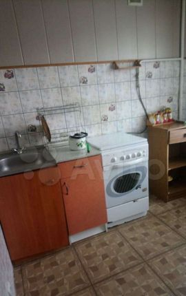 Аренда однокомнатной квартиры поселок Большевик, улица Ленина 34, цена 15000 рублей, 2021 год объявление №1268547 на megabaz.ru