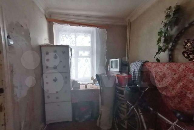 Продажа двухкомнатной квартиры Павловский Посад, переулок Орджоникидзе 12, цена 2150000 рублей, 2021 год объявление №577611 на megabaz.ru