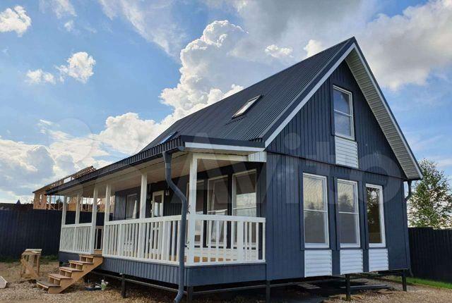 Продажа дома деревня Андреевское, цена 4500000 рублей, 2021 год объявление №547736 на megabaz.ru