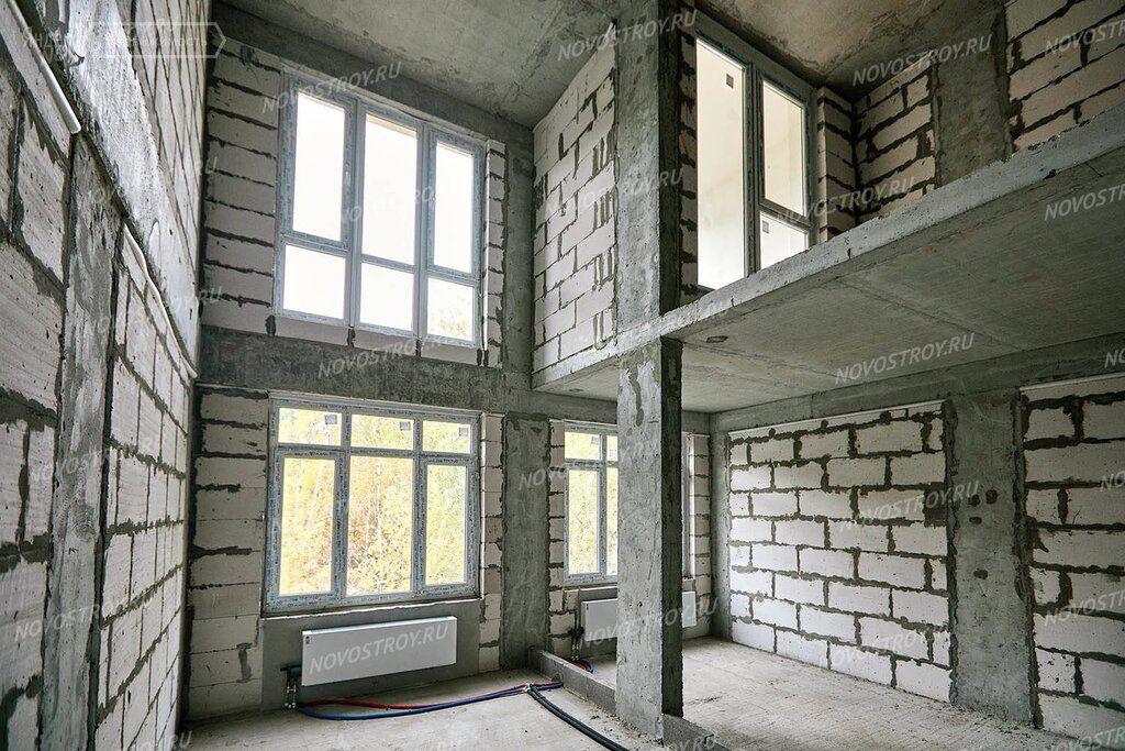 Продажа трёхкомнатной квартиры поселок Мещерино, метро Домодедовская, цена 7500000 рублей, 2021 год объявление №535680 на megabaz.ru