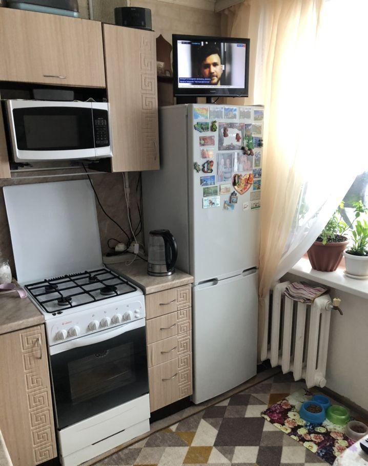 Продажа однокомнатной квартиры поселок Строитель, цена 2100000 рублей, 2021 год объявление №550638 на megabaz.ru