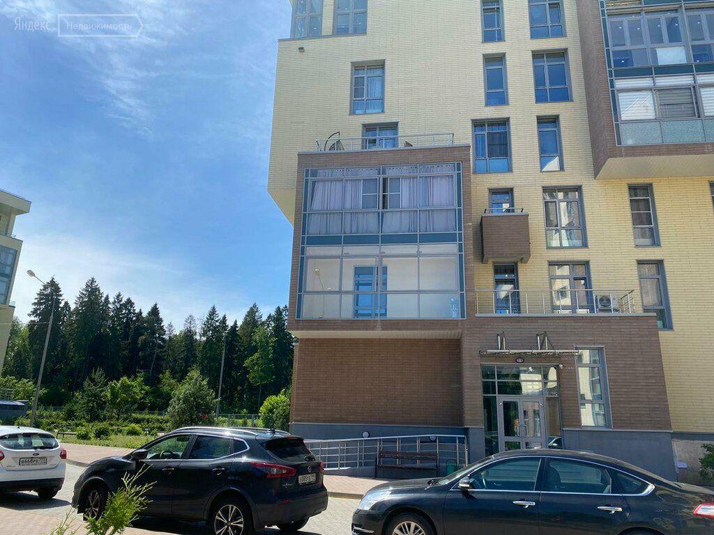 Продажа однокомнатной квартиры поселок Поведники, метро Медведково, Санаторная улица 5А, цена 7500000 рублей, 2021 год объявление №535657 на megabaz.ru