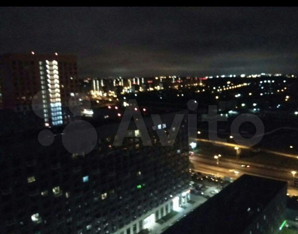 Продажа однокомнатной квартиры Москва, Боровское шоссе 2Ак3, цена 11700000 рублей, 2021 год объявление №607934 на megabaz.ru