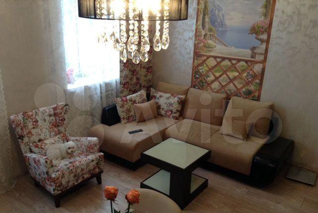 Аренда трёхкомнатной квартиры поселок Поведники, Рябиновая улица, цена 65000 рублей, 2021 год объявление №1303216 на megabaz.ru