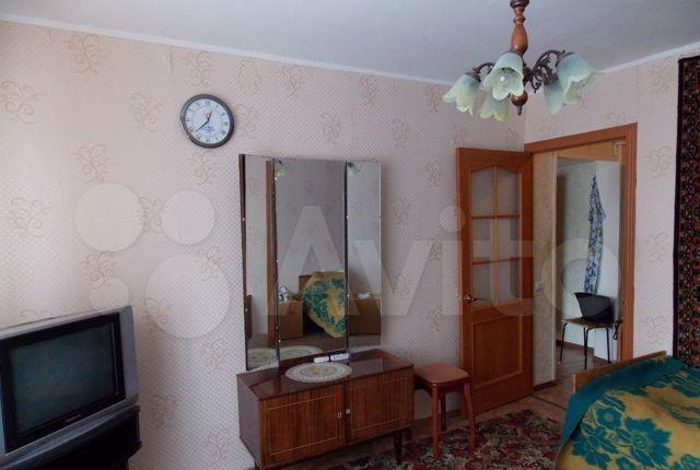Продажа однокомнатной квартиры поселок Строитель, цена 1600000 рублей, 2021 год объявление №519053 на megabaz.ru