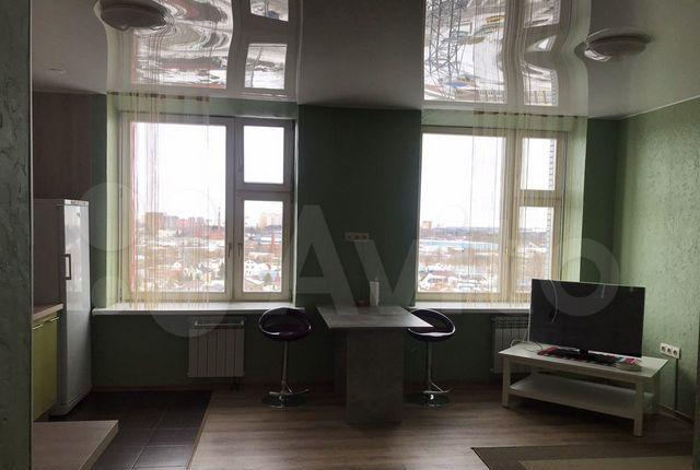 Аренда студии деревня Подолино, Солнечная улица 4, цена 26000 рублей, 2021 год объявление №1350585 на megabaz.ru