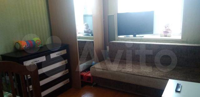 Продажа трёхкомнатной квартиры поселок Реммаш, Школьная улица 18, цена 2950000 рублей, 2021 год объявление №551102 на megabaz.ru