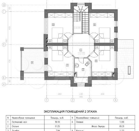 Продажа дома поселок совхоза имени Ленина, цена 3700000 рублей, 2021 год объявление №353469 на megabaz.ru