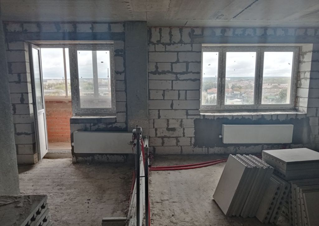 Продажа студии Клин, улица Менделеева 7, цена 2800000 рублей, 2020 год объявление №506024 на megabaz.ru