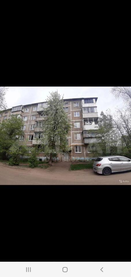 Продажа однокомнатной квартиры село Конобеево, улица Учхоз 6, цена 1230000 рублей, 2020 год объявление №429522 на megabaz.ru