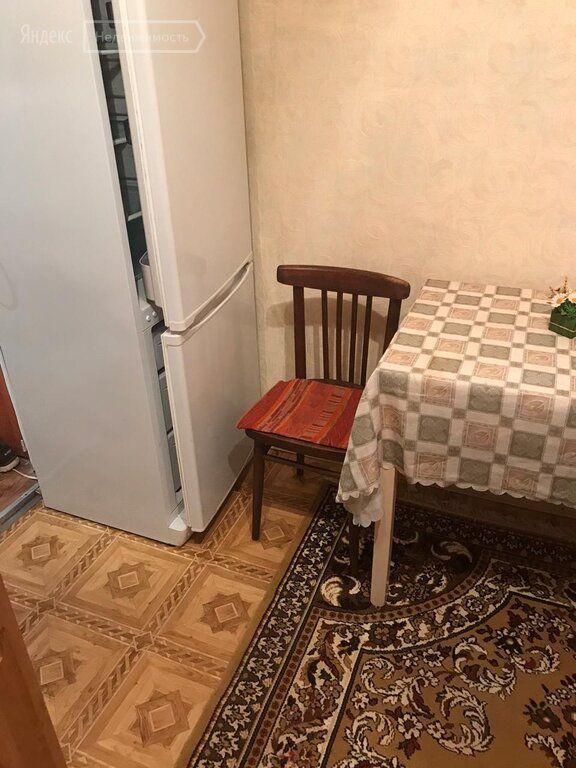Продажа однокомнатной квартиры село Тропарёво, Советская улица 12, цена 1500000 рублей, 2021 год объявление №549716 на megabaz.ru