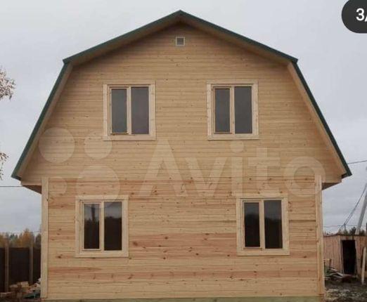 Продажа дома деревня Кузнецы, 2-й Речной тупик, цена 1350000 рублей, 2021 год объявление №548951 на megabaz.ru