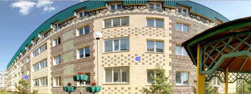 Продажа двухкомнатной квартиры дачный посёлок Лесной Городок, цена 6000000 рублей, 2021 год объявление №572112 на megabaz.ru