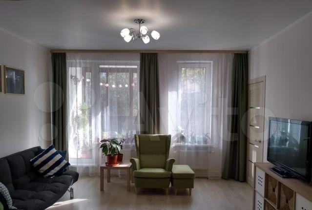 Продажа двухкомнатной квартиры село Успенское, Советская улица 22к4, цена 8900000 рублей, 2021 год объявление №502433 на megabaz.ru