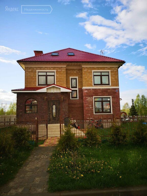 Продажа дома село Озерецкое, Никольская улица 35, цена 23000000 рублей, 2021 год объявление №550821 на megabaz.ru
