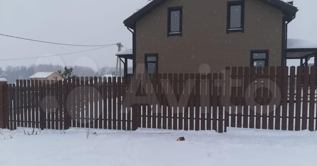 Продажа дома село Растуново, цена 6950000 рублей, 2021 год объявление №551616 на megabaz.ru