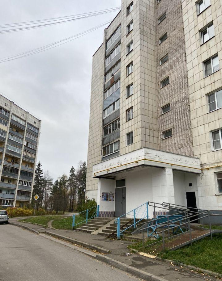 Продажа двухкомнатной квартиры Пересвет, улица Гагарина 6, цена 3300000 рублей, 2021 год объявление №537029 на megabaz.ru