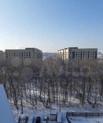 Продажа однокомнатной квартиры поселок Мебельной фабрики, Заречная улица 7А, цена 4350000 рублей, 2021 год объявление №573150 на megabaz.ru