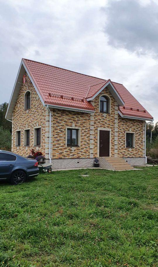 Продажа дома деревня Никулино, цена 4500000 рублей, 2021 год объявление №537268 на megabaz.ru