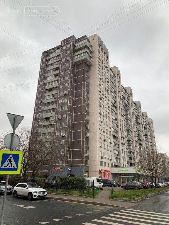 Продажа однокомнатной квартиры Москва, метро Крестьянская застава, Марксистская улица 5, цена 12500000 рублей, 2021 год объявление №549422 на megabaz.ru