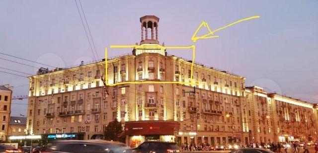 Продажа двухкомнатной квартиры Москва, метро Третьяковская, улица Большая Полянка 1/3, цена 55000000 рублей, 2021 год объявление №452552 на megabaz.ru
