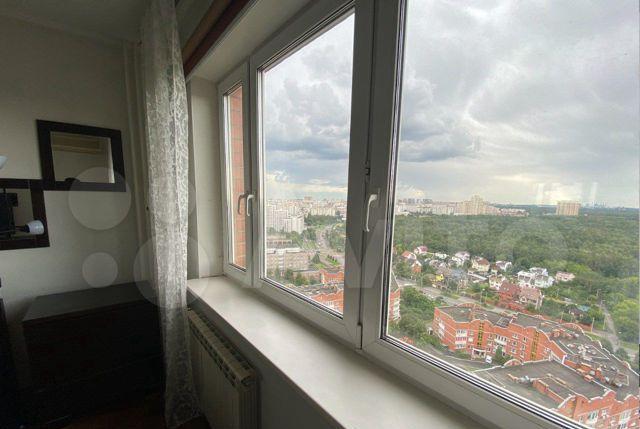 Продажа двухкомнатной квартиры Москва, метро Лермонтовский проспект, Жулебинский бульвар 5, цена 18500000 рублей, 2021 год объявление №522000 на megabaz.ru