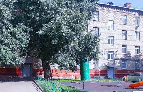 Продажа студии Москва, метро Чкаловская, Наставнический переулок 8к1, цена 3990000 рублей, 2021 год объявление №537730 на megabaz.ru
