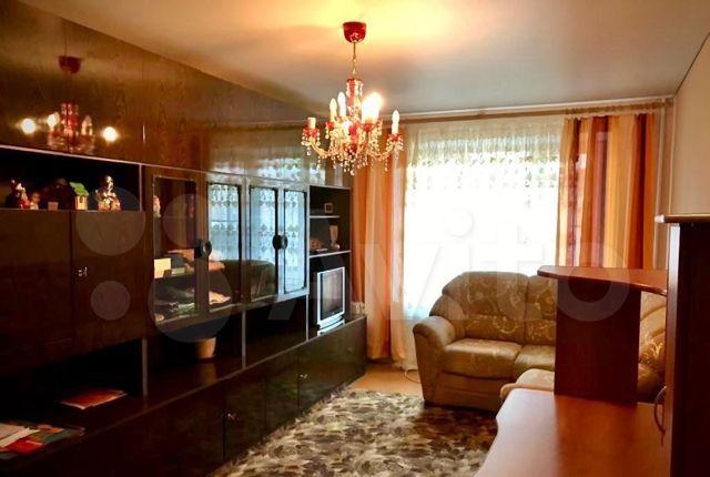 Аренда двухкомнатной квартиры Ликино-Дулёво, улица Калинина 8А, цена 13000 рублей, 2021 год объявление №1272463 на megabaz.ru