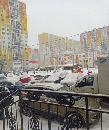 Аренда однокомнатной квартиры деревня Голубое, Тверецкий проезд 19, цена 20000 рублей, 2021 год объявление №1335033 на megabaz.ru