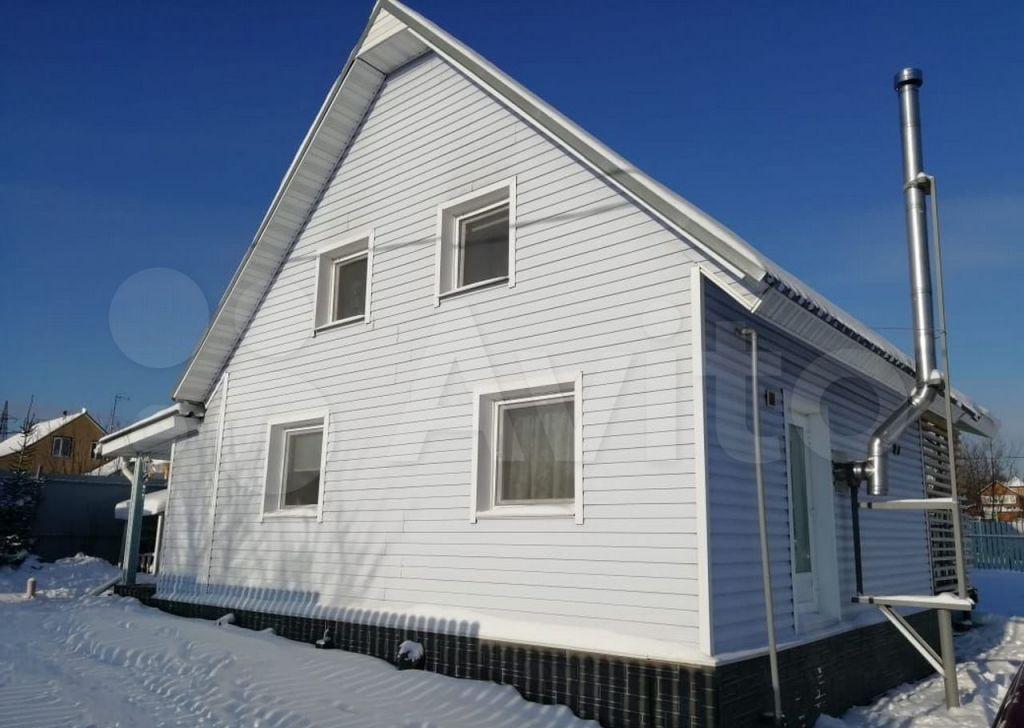 Продажа дома деревня Гришенки, цена 5100000 рублей, 2021 год объявление №595159 на megabaz.ru