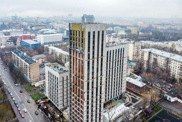 Продажа четырёхкомнатной квартиры Москва, метро Шаболовская, цена 85000000 рублей, 2021 год объявление №548076 на megabaz.ru