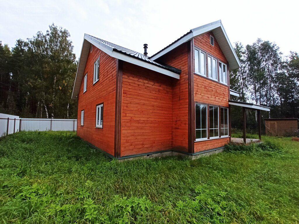 Продажа дома садовое товарищество Лесное, цена 4600000 рублей, 2021 год объявление №689603 на megabaz.ru