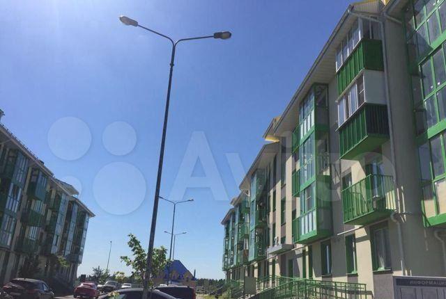 Аренда однокомнатной квартиры деревня Брёхово, цена 20000 рублей, 2021 год объявление №1296960 на megabaz.ru