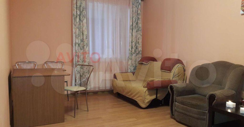 Аренда однокомнатной квартиры Одинцово, улица Чистяковой 22, цена 28000 рублей, 2021 год объявление №1360476 на megabaz.ru
