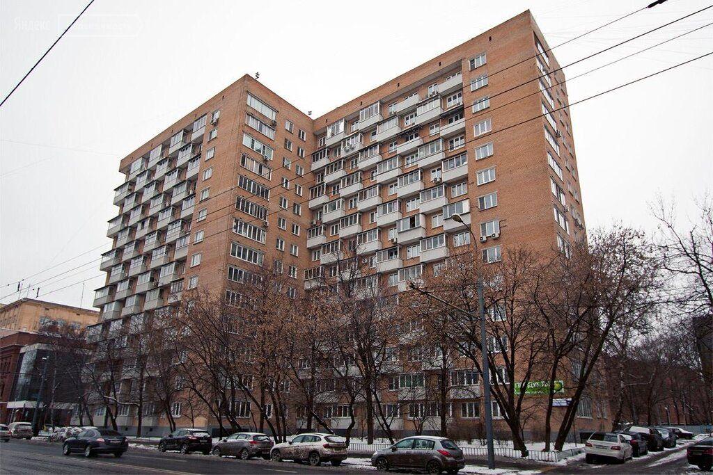 Продажа двухкомнатной квартиры Москва, метро Спортивная, Большая Пироговская улица 29, цена 20990000 рублей, 2021 год объявление №557586 на megabaz.ru