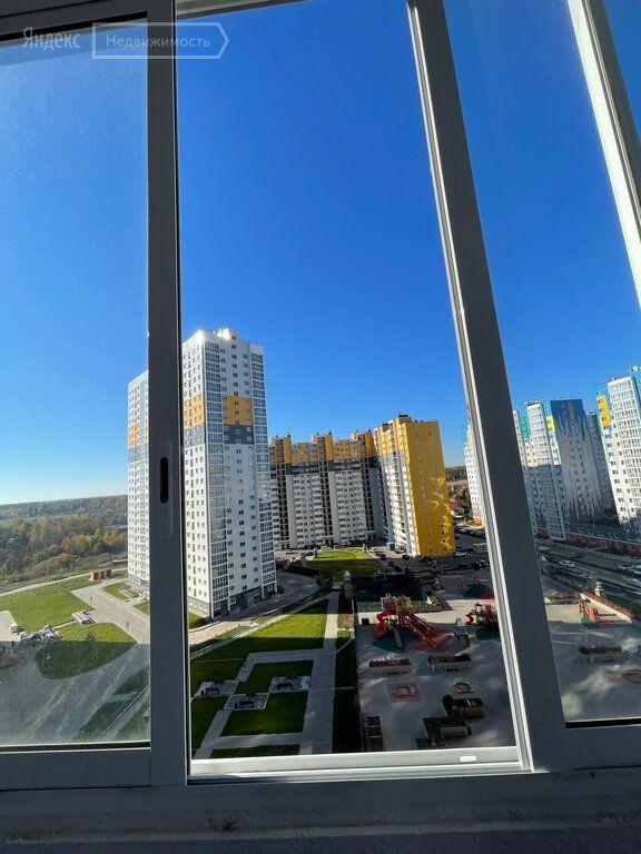 Продажа студии деревня Голубое, Парковый бульвар 5, цена 4300000 рублей, 2021 год объявление №706791 на megabaz.ru