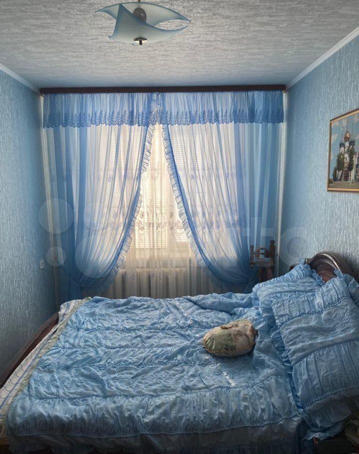 Продажа трёхкомнатной квартиры поселок Красная Пойма, Гражданская улица 12, цена 2790000 рублей, 2021 год объявление №602770 на megabaz.ru