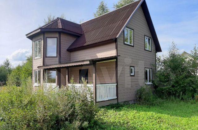 Продажа дома деревня Рогачёво, цена 2000000 рублей, 2021 год объявление №538742 на megabaz.ru