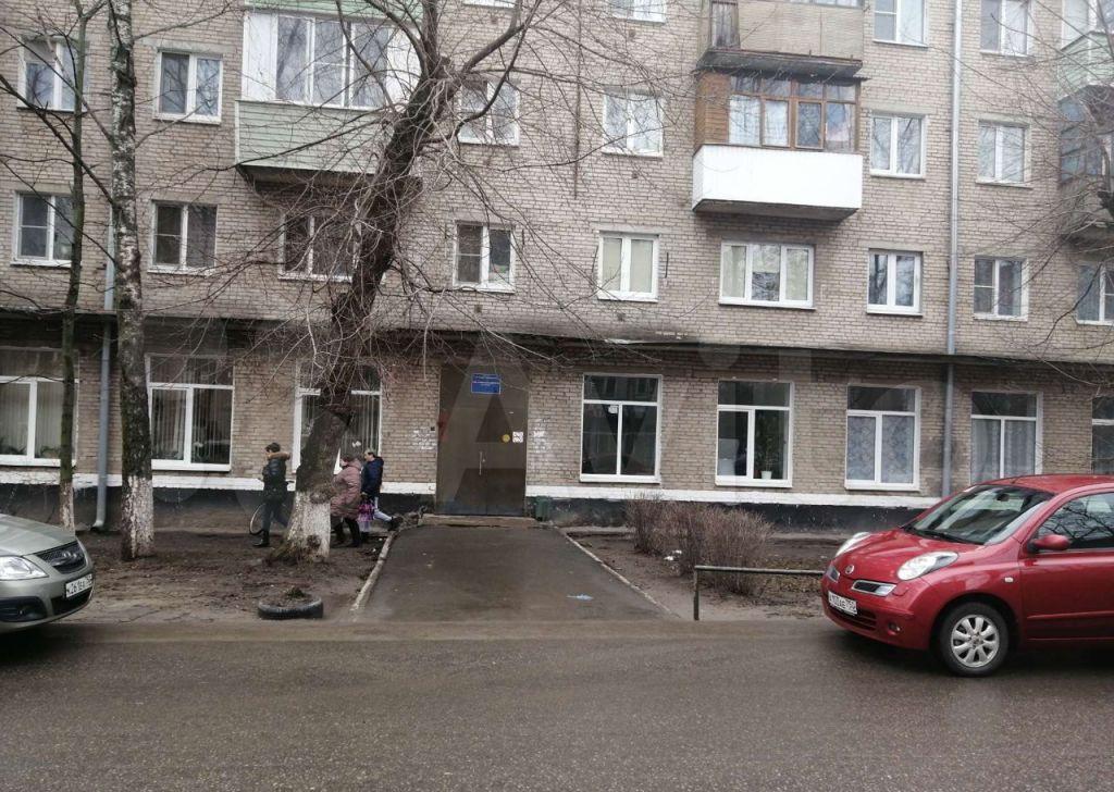 Аренда однокомнатной квартиры рабочий посёлок Михнево, Библиотечная улица 17, цена 15000 рублей, 2021 год объявление №1340852 на megabaz.ru