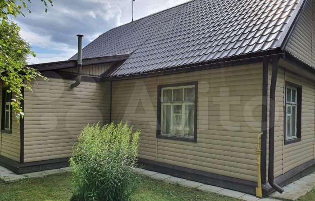 Продажа дома село Немчиновка, 6-й просек 7, цена 1750000 рублей, 2021 год объявление №598538 на megabaz.ru