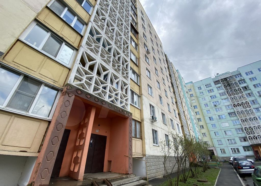 Продажа двухкомнатной квартиры Ступино, улица Калинина 38к1, цена 6200000 рублей, 2021 год объявление №615822 на megabaz.ru