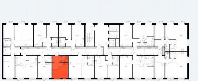 Продажа студии Москва, метро Братиславская, цена 6550000 рублей, 2021 год объявление №574220 на megabaz.ru